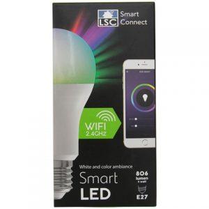 LSC Smart Connect RGB LED Bulb